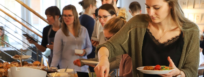 Kinzigtal goes vegan feiert den ersten VeggieTreff 2019