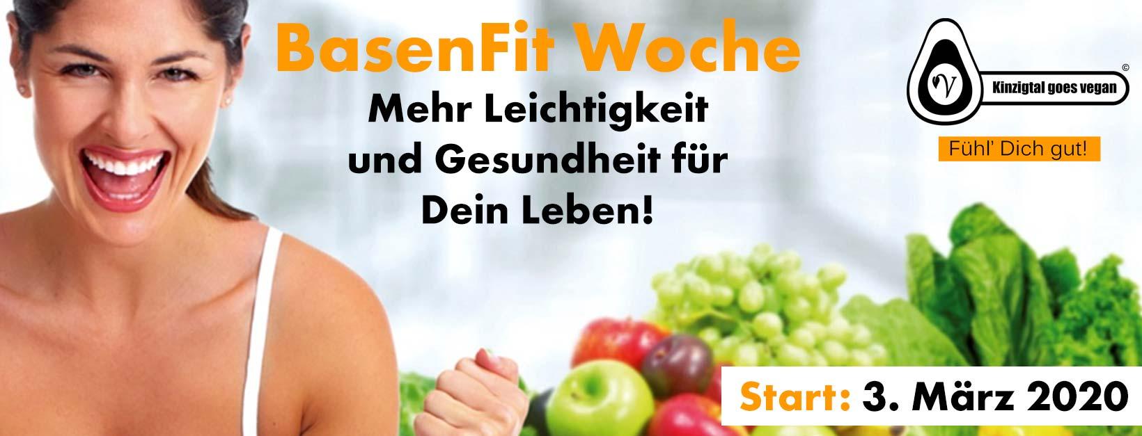 BasenFit - Iss Dich satt und gesund!