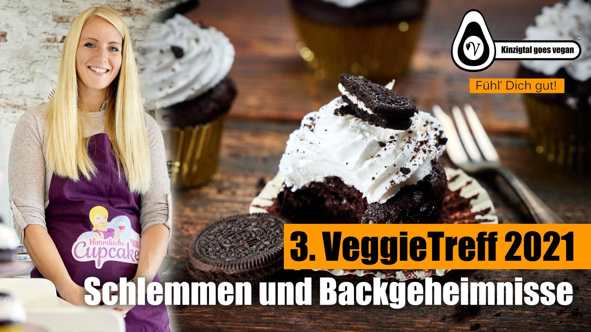 3. VeggieTreff: Schlemmen und Backgeheimnisse